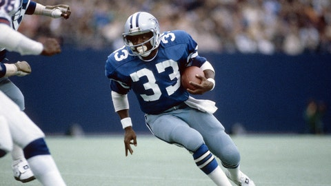 RB Tony Dorsett
