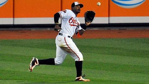 Adam Jones, OF, Orioles