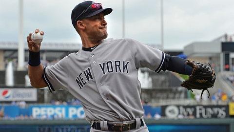 Derek Jeter, SS, Yankees