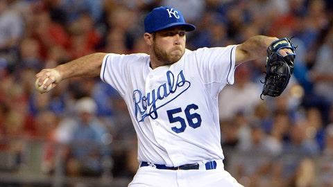 Greg Holland, RP, Royals