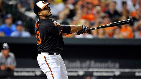 Nelson Cruz, DH, Orioles