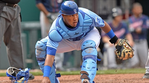 AL C: Salvador Perez, Royals