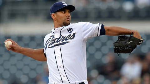 Tyson Ross, SP, Padres