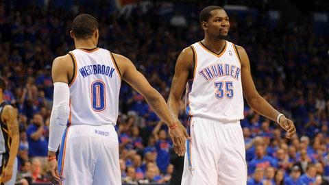 Oklahoma City Thunder (60-22)