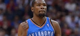 Durant prefers Shaq's 'Kazaam' over his own 'Thunderstruck' movie