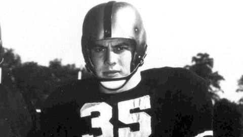 Army RB Felix 'Doc' Blanchard, 1946 winner