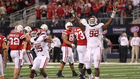 Oklahoma vs. Nebraska - Last played: 2010