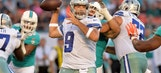 Jerry Jones: No issues with Romo's back after being sacked three times in Miami