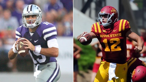No. 20 Kansas State at Iowa State, Saturday, 12 p.m. ET, FOX Sports 1