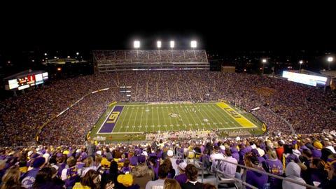 Tiger Stadium – 102,321