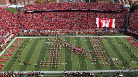 Memorial Stadium – 92,000