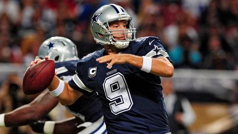 New Orleans Saints at Dallas Cowboys