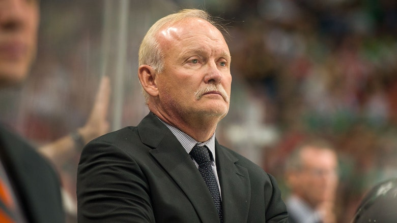 Ex-Stars coach Lindy Ruff hired as NY Rangers assistant