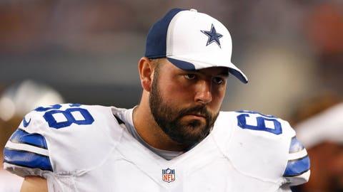 Doug Free, OT, Cowboys