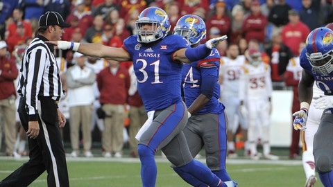 Ben Heeney, LB, Kansas
