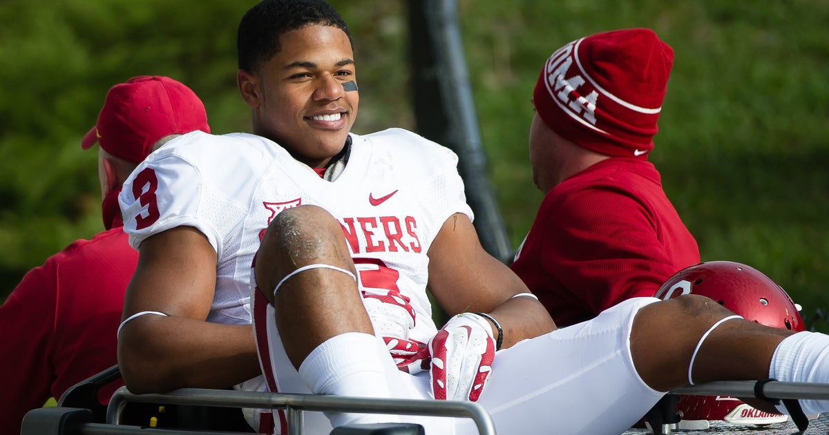 Oklahoma Receiver Sterling Shepard Ready For Comeback