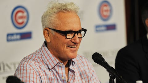 Joe Maddon - Manager, Chicago Cubs