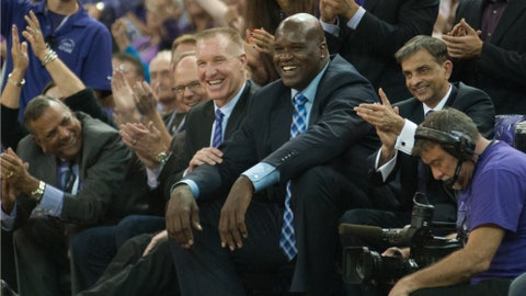 Shaquille O'Neal - Minority Owner, Sacramento Kings