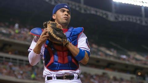Robinson Chirinos, catcher
