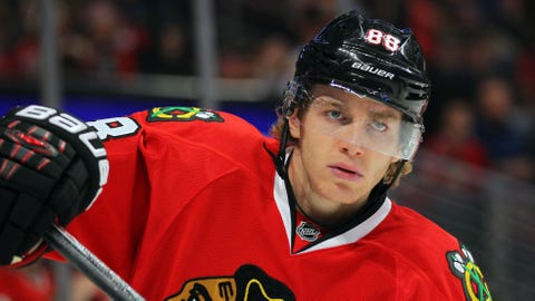 NHL - 3. Patrick Kane (@88PKane)