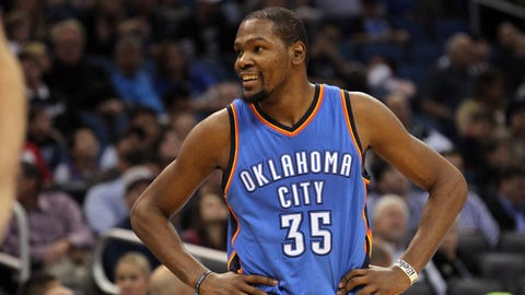 Kevin Durant adds to acting resume