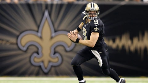 4. New Orleans Saints (Sept. 13)