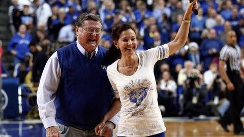 Ashley Judd - Kentucky Wildcats
