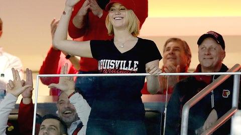 Jennifer Lawrence - Louisville Cardinals