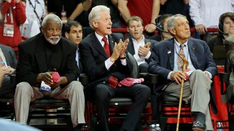 Bill Clinton - Arkansas Razorbacks