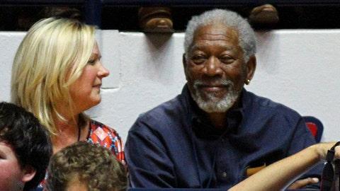 Morgan Freeman - Ole Miss Rebels