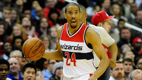 Andre Miller, Washington Wizards. Age: 38
