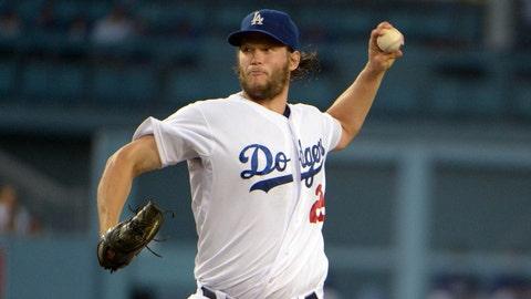 Clayton Kershaw, SP, Dodgers