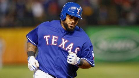 Texas Rangers: 1B Prince Fielder