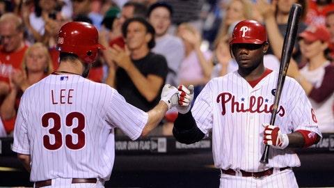 Philadelphia Phillies: SP Cliff Lee/1B Ryan Howard