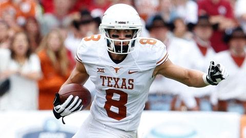 Texas: Jaxon Shipley, WR