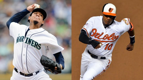 American League Wild Card: Mariners over Orioles