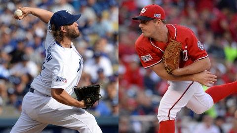 NLCS: Nationals over Dodgers