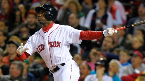 American League Rookie of the Year: Rusney Castillo