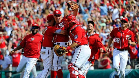 World Series: Nationals over Angels