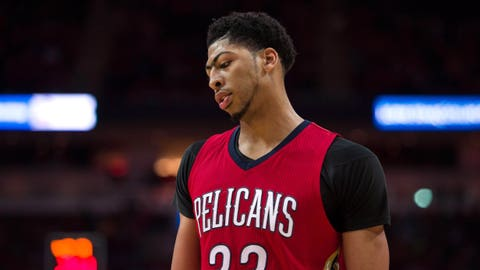 Anthony Davis, PF, New Orleans Pelicans