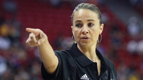 Colorado State: Becky Hammon (women's basketball player, coach)