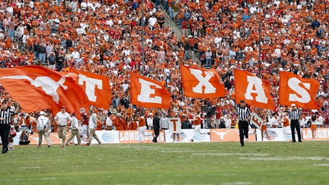 Texas-OU played twice in 1901 and 1903