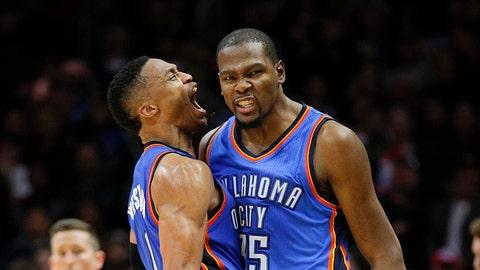Oklahoma City Thunder: $950 million