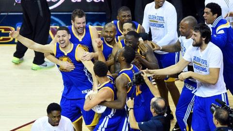Golden State Warriors, 2014-15 - Regular season: 67-15