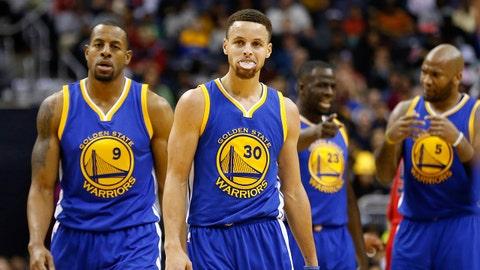 Golden State Warriors, 2015-16 - Regular season: 73-9