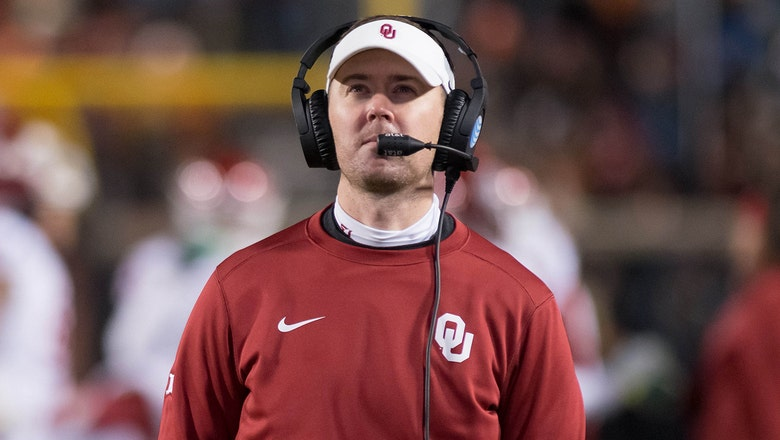 Oklahoma gives offensive coordinator 3-year extension