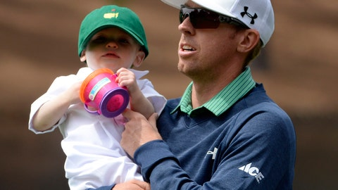 Hunter Mahan