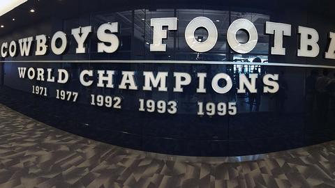 Dallas Cowboys, $4.2 billion