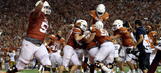 Texas moves into AP Top 25 after upset of Notre Dame