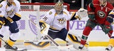 Preds' Rinne ready for conditioning assignment in minors, nears return